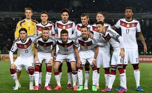 Tuan rumah Prancis di jadikan Motivasi oleh Tim Jerman