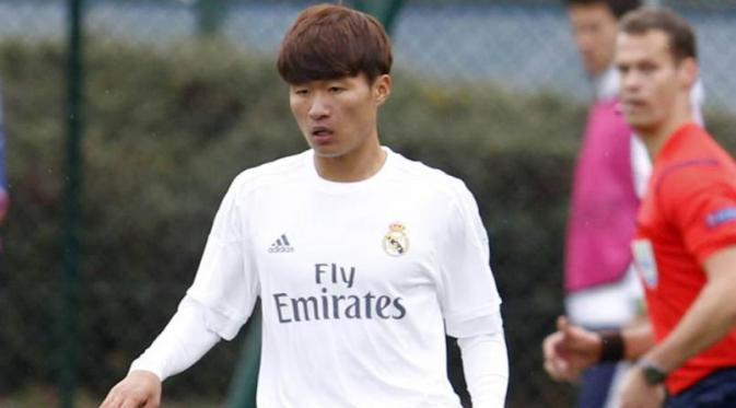 Hebei China Fortune Tawaran Nya Di Tolak Real Madrid