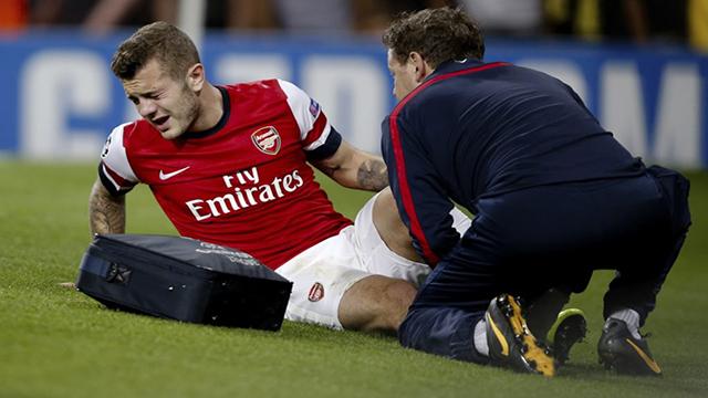 Cedera Saat Tur Pramusim Wenger Percaya Wilshere Akan Kembali