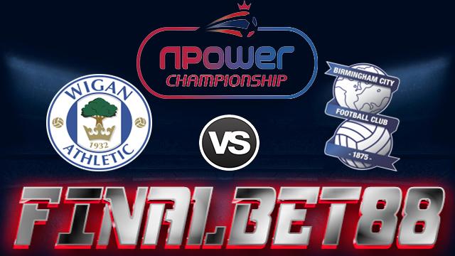 Prediksi Wigan Athletic vs Birmingham City Agustus 2016