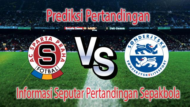 Perkiraan Sparta Praha vs Sonderjyske