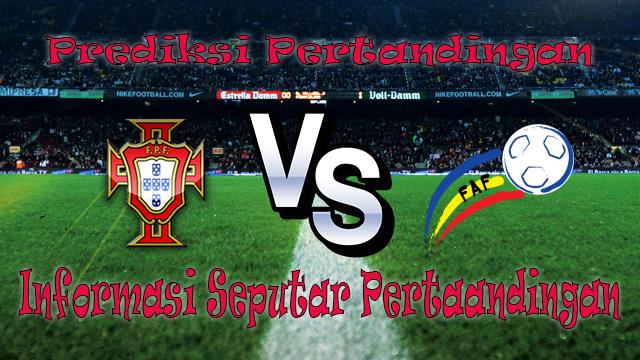 Perkiraan Portugal vs Andorra