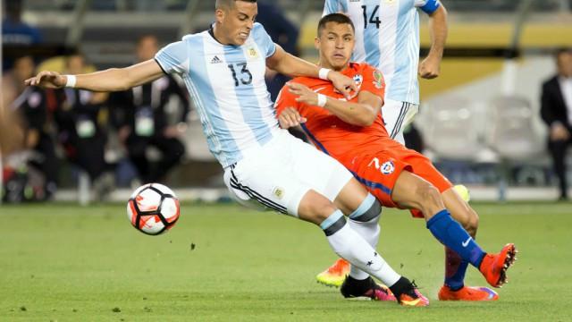 agen judi bola termurah dan terpercaya Argentina vs Chile