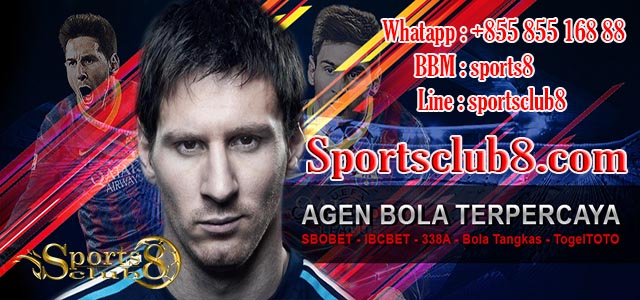 Agen Bola Terpercaya Resmi Indonesia Sportsclub8