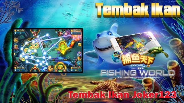 Ikanjoker123 Memberikan Permainan Slot Mesin Joker123